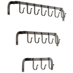 Cyan Design Morty's Rustic Gray Coat Racks & Hook
