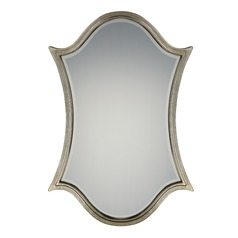 Reflections Arched 32-Inch Decorative Mirror