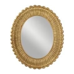 Emmet Oval 30-Inch Mirror