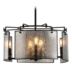 Elk Lighting Lindhurst Oil Rubbed Bronze Pendant Light