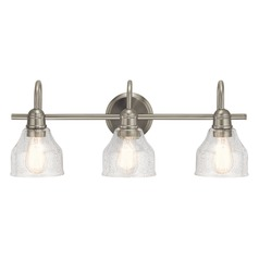 Kichler Lighting Avery Brushed Nickel Bathroom Light