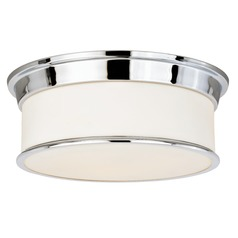 Carlisle Chrome Flushmount Light by Vaxcel Lighting