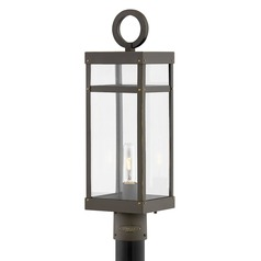 Hinkley Lighting Porter Oil Rubbed Bronze Post Light