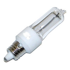 100-Watt Mini-Can Halogen Light Bulb