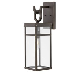 Hinkley Lighting Porter Oil Rubbed Bronze Outdoor Wall Light