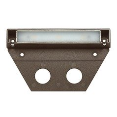 Hinkley Lighting Nuvi Bronze LED Recessed Deck Light