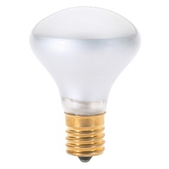 Incandescent R14 Light Bulb Intermediate Base 120V by Satco