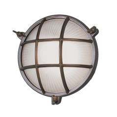 Norwell Lighting Mariner Bronze Outdoor Wall Light