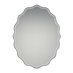 Reflections Oval 30.25-Inch Decorative Mirror