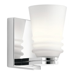 Kichler Lighting Victoria Chrome Sconce