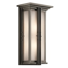 Kichler Lighting Portman Square Outdoor Wall Light