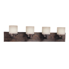Dolan Designs Four-Light Energy Star Qualified Bathroom Fixture 3314-90
