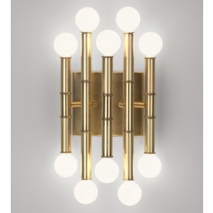 Robert Abbey Lighting Robert Abbey Jonathan Adler Meurice Sconce 686