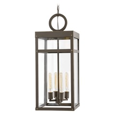 Hinkley Lighting Porter Oil Rubbed Bronze Outdoor Hanging Light