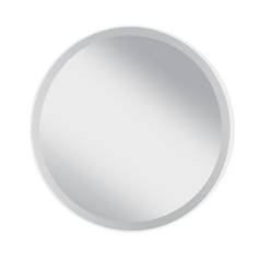 Johnson Round 28.5-Inch Mirror