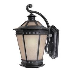 20-1/4-Inch Outdoor Wall light
