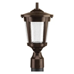 Progress Lighting East Haven LED Antique Bronze LED Post Light
