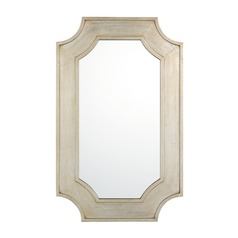 Capital Lighting Winter Gold Rectangle Mirror 32x19.88