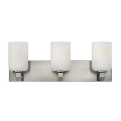 Hinkley Lighting Skylar Brushed Nickel Bathroom Light