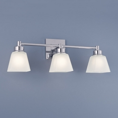 Norwell Lighting Matthew Chrome Bathroom Light