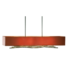Iron Island Pendant Light with Four Lights
