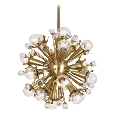 Robert Abbey Jonathan Adler Sputnik Pendant Light