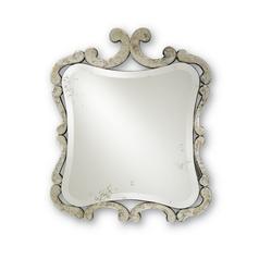 Sazerac Square 28-Inch Mirror