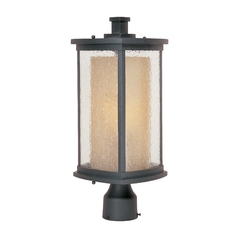 Maxim Lighting Bungalow Ee Bronze Post Light