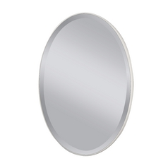 Feiss Lighting Johnson Oval 24.38-Inch Mirror MR1126WM