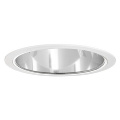 Clear Reflector Trim for 6-Inch Recessed Housings