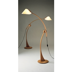 Justice Design Group Domus Collection Table Lamp