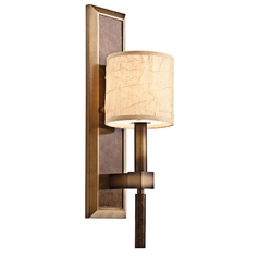 Kichler Lighting Kichler Sconce in Bronze Finish 42103CMZ