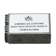 American Lighting 80-Watt Electronic Transformer AM ALTR80B