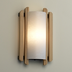 Justice Design Group Domus Collection Sconce
