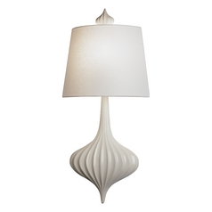 Robert Abbey Jonathan Adler Ceramic Sconce