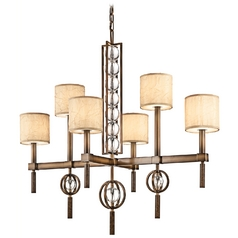 Kichler Chandelier in Bronze Finish