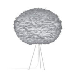 UMAGE White Table Lamp with Bowl / Dome Shade