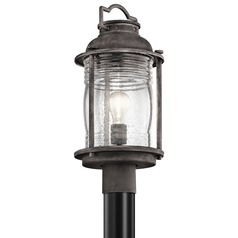 Kichler Lighting Ashland Bay Post Light