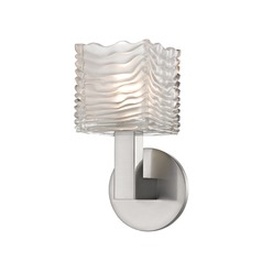 Hudson Valley Lighting Sagamore Satin Nickel LED Sconce