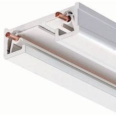 Juno Lighting Group 2-Foot Single-Circuit Juno Track for Trac-Lite System R2WH