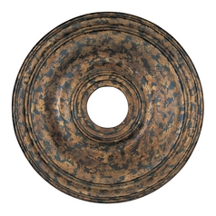 Livex Lighting Venetian Golden Bronze Ceiling Medallion