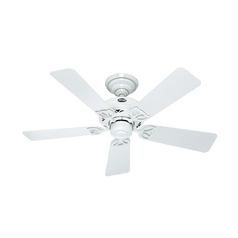 hunter ceiling fans without lights. Hunter Fan Company Hudson White Ceiling Without Light Fans Lights I