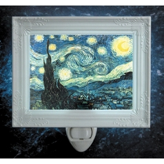 Porcelain Garden Lighting Night Light NT07
