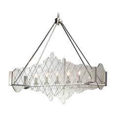 Island Light in Polished Nickel Finish