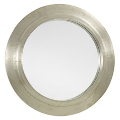 Transitional Decorative Mirror Aluminum Matteo by Uttermost Lighting