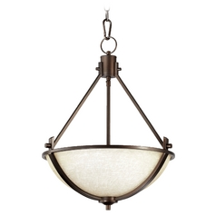 Quorum Lighting Winslet II Oiled Bronze Pendant Light