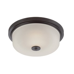 Designers Fountain Orono Oil Rubbed Bronze LED Flushmount Light