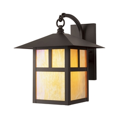 Livex Lighting Montclair Mission Bronze Outdoor Wall Light