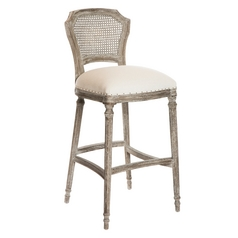 Aidan Gray Home Bowden / Oak Barstool