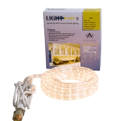 American Lighting 18-foot Premium Grade Rope Light Kit 018-0004